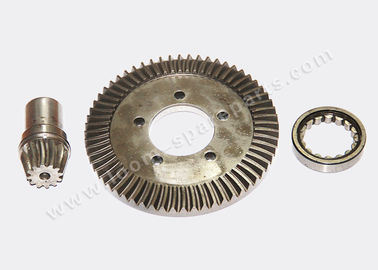 China Strong Hardness Staubli Dobby Spare Parts Bevel Wheel F28309500 Precision Size factory