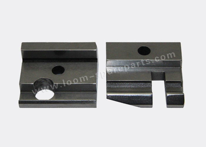 Black Sulzer Loom Spare Parts Front Guide Insert ES PUD1 911 116 164 911 116 165 supplier