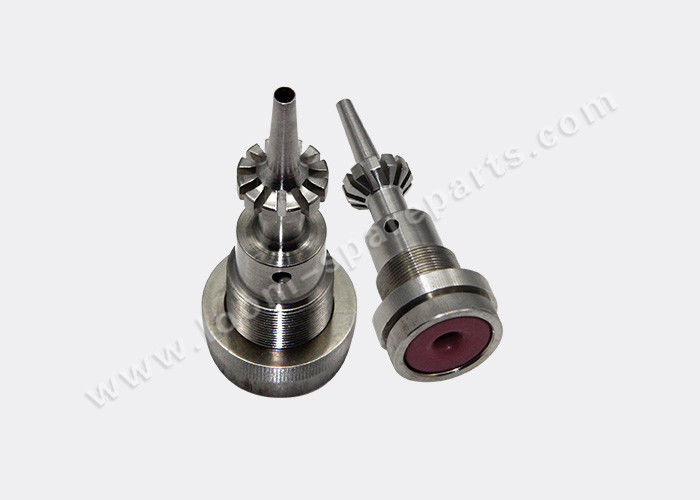 Metal Material Air Jet Loom Spare Parts Core For Solenoid Valve Toyota supplier