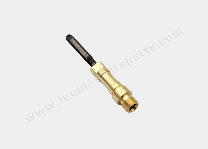 Metal Toyota 6100 Sub Nozzle Single Hole Toyota Air Jet Loom Replacement Parts supplier
