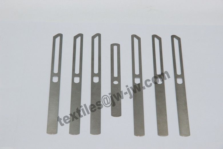 Dropper Wires Closed Type 165x0.3x11 open type for weaving Loom Spare Parts supplier