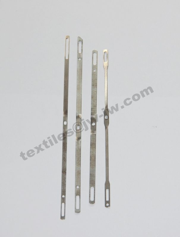 Knitting Girdle Heald 180x0.3 , 150x0.3x5 Weaving Loom Spare Parts supplier