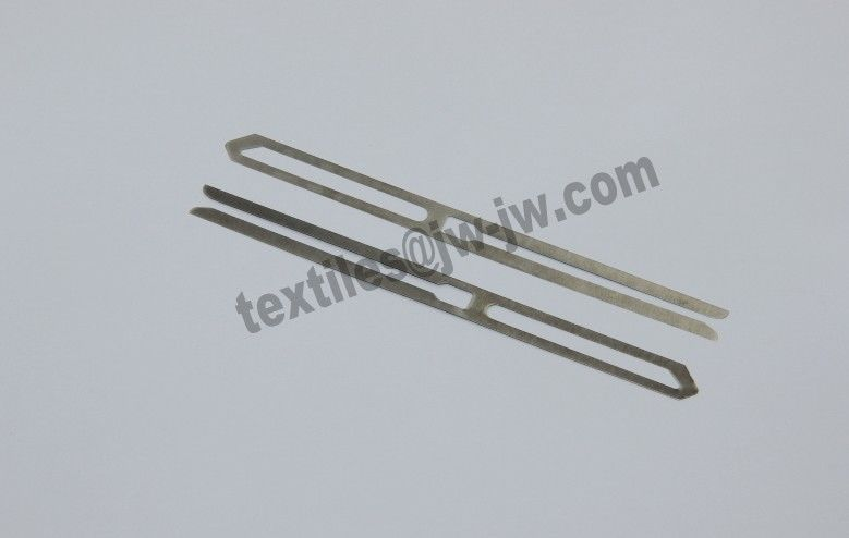 Dropper Wire Open 140x11x0.2 Weaving Loom Spare Parts supplier