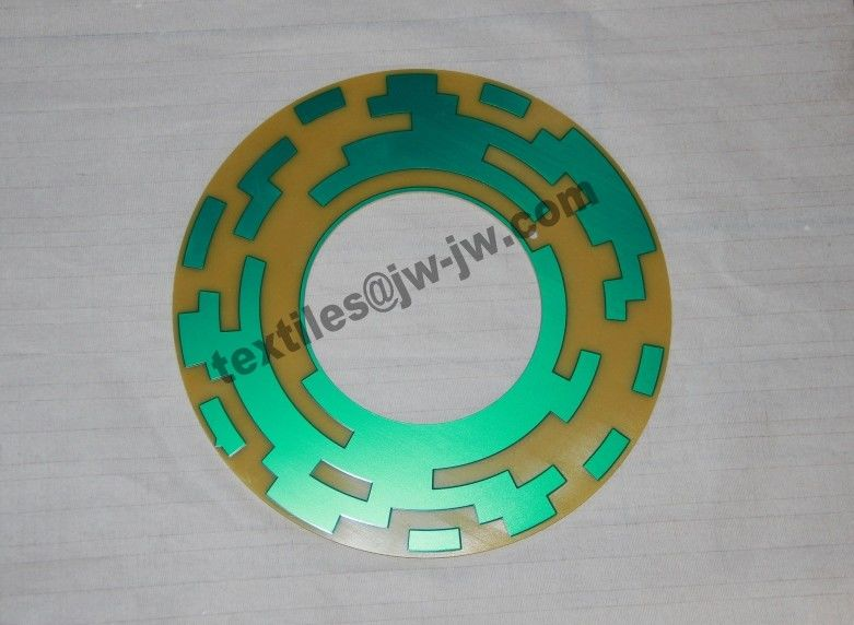 Angle Disc PU P7100 Sulzer Projectile Loom Spare Parts 911303768 supplier